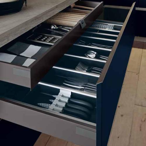 Bauformat - PURISTA - Drawer